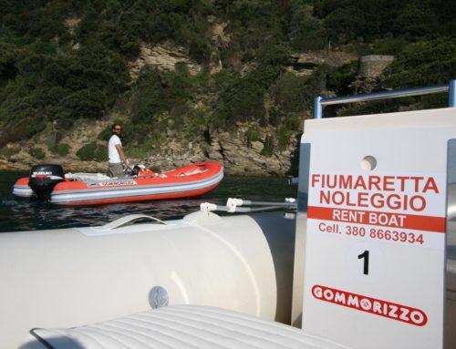 Noleggio Gommoni Fiumaretta