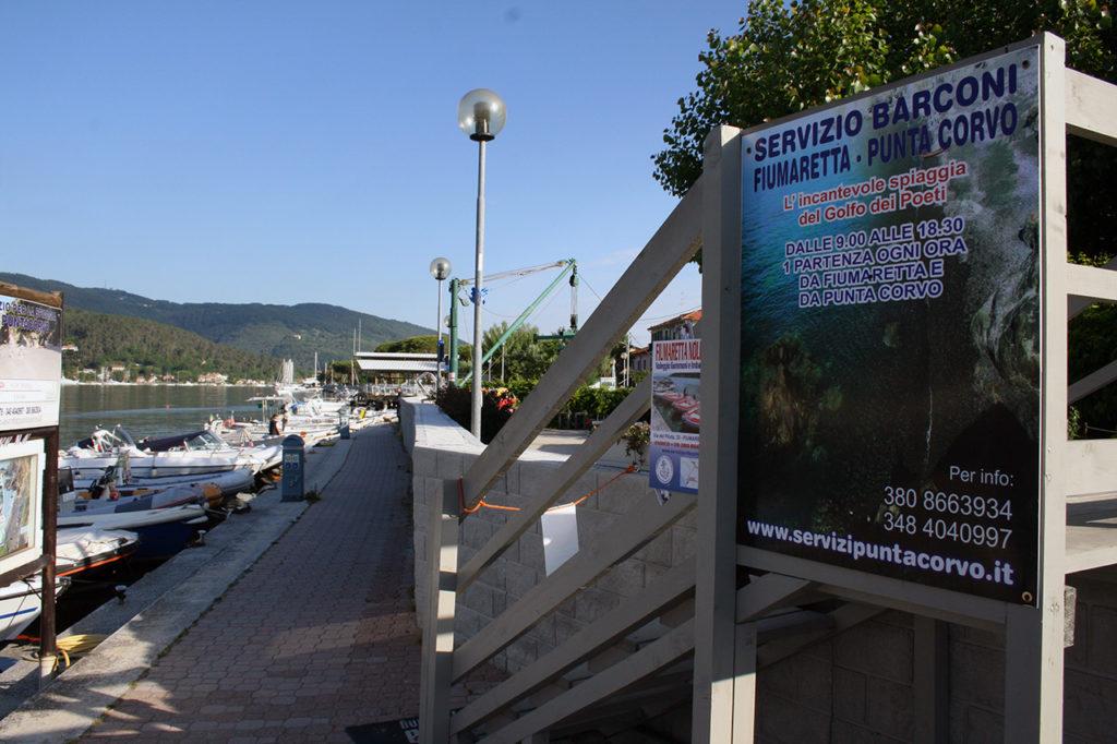 Noleggio Gommoni Liguria Parcheggio Privato